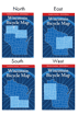 Wisconsin State Bicycle Map