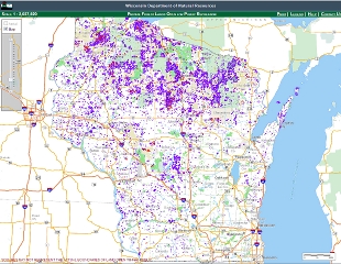 Wi Dnr Public Land Map DNR Releases Statewide Mapping Application to Address Open Lands