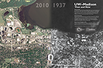 uw madison then and now