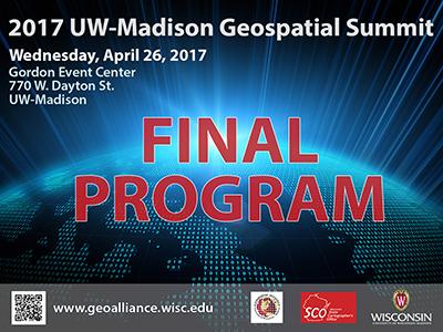 final program 2017 geospatial summit